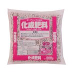 l送料無料lあかぎ園芸 化成肥料(チッソ8・リン酸8・カリ8) 300g 30袋 代引き・同梱不可