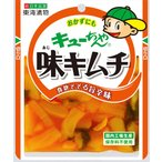 東海漬物 キューちゃん味キムチ100g×10袋