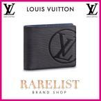 ショッピングVUITTON ルイヴィトン LOUIS VUITTON 財布 小財布 2つ折り 二つ折り 新作 ノワール ブラック 黒 エピ レザー LV ロゴ サークル