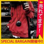 パーカー レディース トップス ロゴ スウェット トレーナー (t238) loosecasual_yfashion【プ】