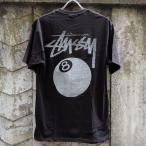 ショッピングSTUSSY ステューシー 8 ボール スタンプ Tシャツ ブラック