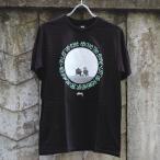 ショッピングSTUSSY ステューシー ビーチ バディーズ Tシャツ ブラック