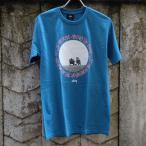 ショッピングstussy ステューシー ビーチ バディーズ Tシャツ ブルー