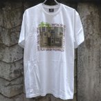 ショッピングSTUSSY ステューシー キングストン クルー Tシャツ ホワイト
