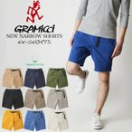 グラミチ GRAMICCI ニュー ナロー ショーツ クライミングショートパンツ 1245-NOJ