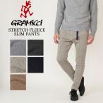 ショッピンググラミチ GRAMICCI グラミチ FLEECE SLIM PANTS フリーススリムパンツ ストレッチパンツ クライミングパンツ GMP-17F006