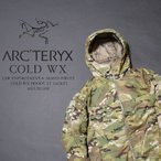 ARC'TERYX[アークテリクス]LEAF COLD WX HOODY LT JACKET MULTICAM NEWモデル 国内未発売ミリタリーライン 最高峰アウトドアブランド