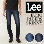 LEE リー EURO RIDERS SKINNY MADE IN JAPAN ユーロライダース スキニー ストレッチデニム 日本限定モデル