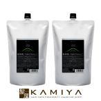 アマトラ クゥオ ヘアバス es 1000ml 詰替用×2個セット(シャンプー)|シャンプー 詰め替え ノンシリコン シリコンフリー アミノ酸系