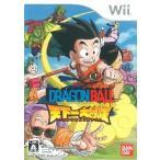 中古:Wii)ドラゴンボール 天下一大冒険 4582224492909
