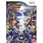 中古:Wii)SDガンダム ジージェネレーションウォーズ 4582224492855