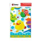 Sassy サッシー 正規品 フェイスタオル シー/袋入り NZSA7102 代引不可