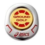 アシックス グラウンドゴルフ マーカーストッパーセット GGG520 レッド 23