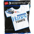 Hanes ヘインズ 青ラベルクルーネックTシャツ 3枚組 HM2115G
