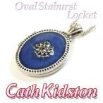 Cath Kidstonキャスキッドソン OVAL STABURST LOCKET ペンダント CK229 TNCK