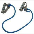トータルフィットネス Total Fitness ボディケア ハンドル付トレーニングチューブ 強 STT160