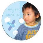 インクジェットフォト光沢DVD / CDラベル(内径17mm)
