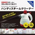 ROOMMATE ハンディスチームクリーナー 高温高圧スチーム 台所 洗面台 トイレ 窓ガラス 除菌 大掃除 EB-RM9300K