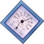セキスイ 温湿度計 ブルー