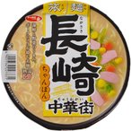 【ケース販売】サッポロ一番 旅麺 長崎中華街 ちゃんぽん 77g×12個