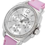 コーチ ボーイフレンド スモール クオーツ レディース 腕時計 CO14502233 ピンク