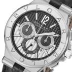 ブルガリ ディアゴノ カリブロ303 クロノ 自動巻き メンズ 腕時計 DG42BSLDCH