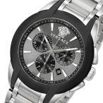ヴェルサーチ キャラクター クロノ クオーツ メンズ 腕時計 M8C99D001S099 シルバー