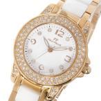 フォリフォリ FOLLI FOLLIE ガーラ クオーツ レディース 腕時計 WF0B048BSS-XX ホワイト