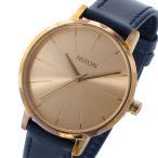 ニクソン NIXON ケンジントン LEATHER クオーツ ユニセックス 腕時計 A108-2160 ピンクゴールド