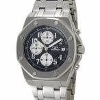 テクノス TECHNOS T4393SB クロノグラフ デイト 10気圧防水 八角形 ブラック×シルバー メンズ 腕時計