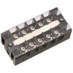 サトーパーツ 中継用2列型端子台 ML-11-50Fシリーズ 500V-50A ML-11-50F-2P 電気・電子部品・ヒューズホルダ