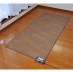 ショッピングホットカーペット 木目調電気カーペット 1畳用 防水ホットカーペット ホットカーペット フローリング調 代引不可