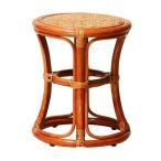 ショッピングラタン ラタンスツール R-ST38 ラタン スツール 椅子 スツール 丸椅子 チェア 籐 籐製 代引不可