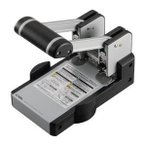 カール事務器 強力パンチ 1 台 HD-410N 文房具 オフィス 用品