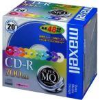 日立マクセル データ用CDR700MB20枚 CDR700S.MIX1P20S ポイント10倍