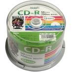 磁気研究所 データ用CD-R 52倍速 HDCR80GP50 ポイント10倍