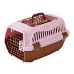 ペティオ 2ドア スマイルキャリーピンクS 犬 イヌ ペット グッズ