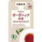 Yahoo! Yahoo!ショッピング(ヤフー ショッピング)日東紅茶 オーガニック紅茶 オリジナルブレンド ティーバッグ 20袋(2g×20袋) 三井農林