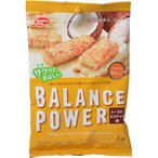 バランスパワー トーストココナッツ味 6袋(12本) ポイント10倍
