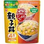アマノフーズ お茶碗どんぶり 親子丼 4食 48g(12g×4食) ポイント10倍