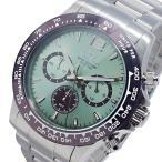 エルジン ELGIN クオーツ クロノ メンズ 腕時計 EG-002-GR グリーン