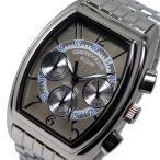 エルジン ELGIN クオーツ メンズ クロノ 腕時計 FK1403S-IV グレー