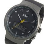 ブラウン BRAUN クオーツ メンズ 腕時計 BN0159GYGYG グレー ポイント10倍