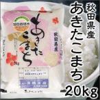 令和元年度産 秋田県産 あきたこまち 20kg 特別栽培米 新米