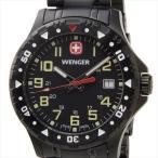 WENGER ウェンガー 腕時計 WEN79309 メンズ オフロード ブラック ポイント10倍