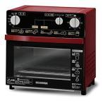 ショッピングアイリスオーヤマ アイリスオーヤマ ノンフライ熱風オーブン レッド FVH-D3A-R 代引不可