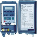 CKD 自動散水制御機器 コントローラ RSC-1WP ホース・散水用品・散水用品