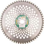 アイウッド 刈払機用チップソー Mr.下刈 チドリ刃 230X60P 99069 緑化用品・刈払機