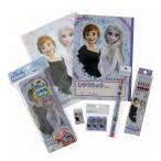 ディズニー 新入学 文具セット アナと雪の女王2 7点セット 新学期 新入学 入学祝い プレゼント 文房具 女の子