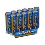 アイリスオーヤマ アルカリ乾電池 単4形 12本 LR03IB/12S 1個